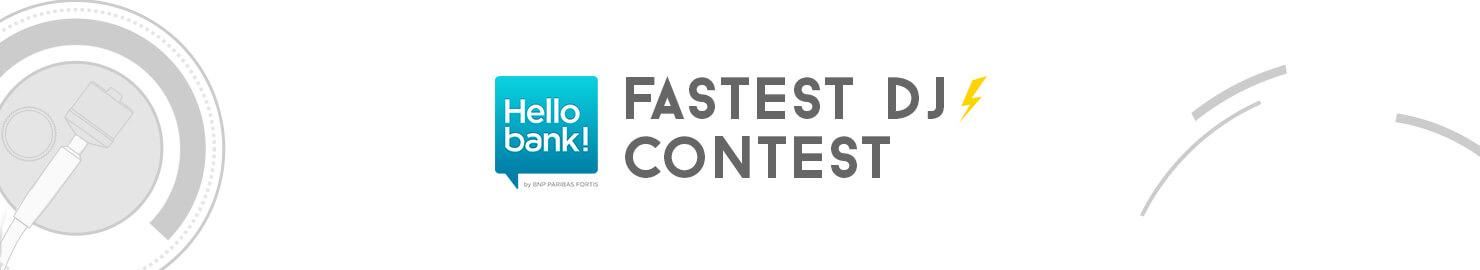 HelloBank - FastestDJ