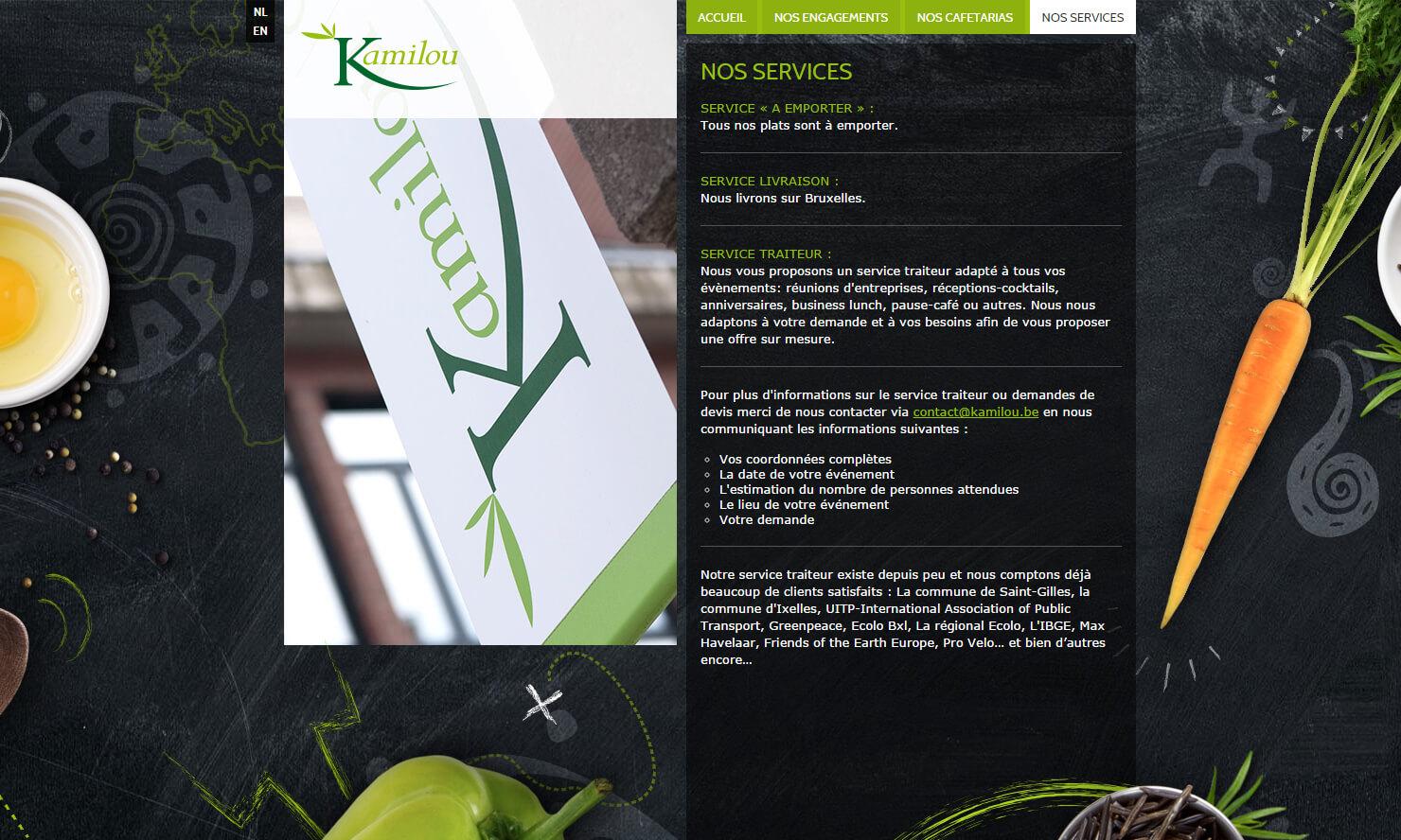Servicess Kamilou